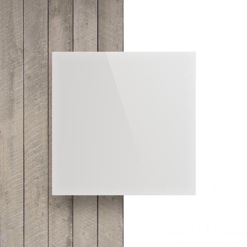 Plexiglas voorkant opaalwit