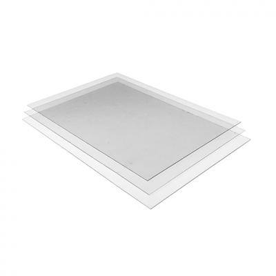 Hard PVC transparant 0,5 mm