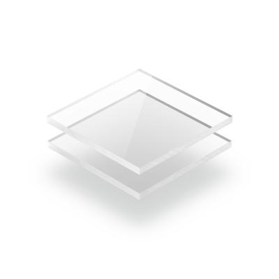 Helder transparant goedkoop plexiglas XT plaat