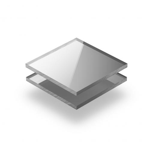 Zilver spiegel plexiglas