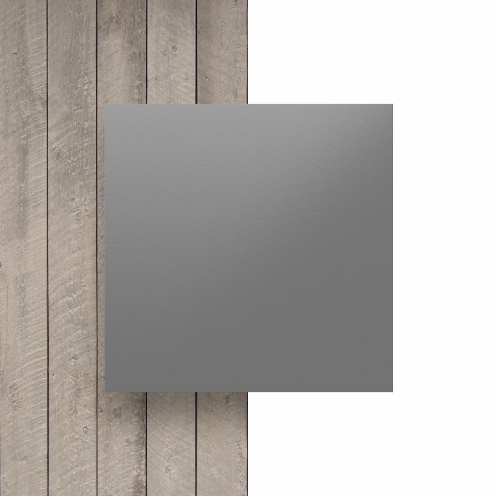 HPL gestructureerd grijs plaat
