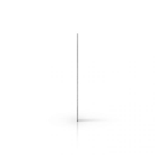 PVC hard zijkant transparant