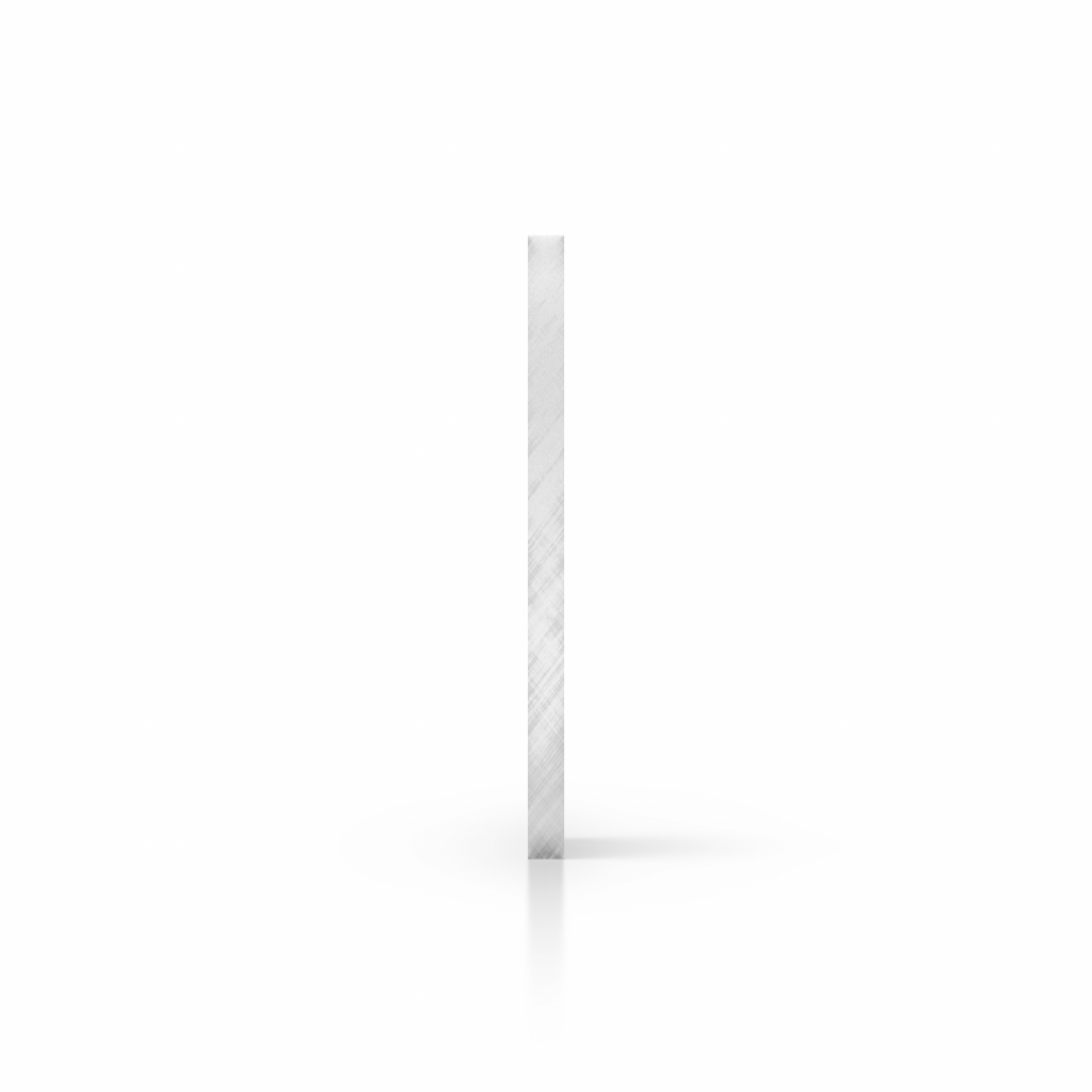 Polycarbonaat zijkant plaat