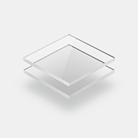 Glashelder polycarbonaat